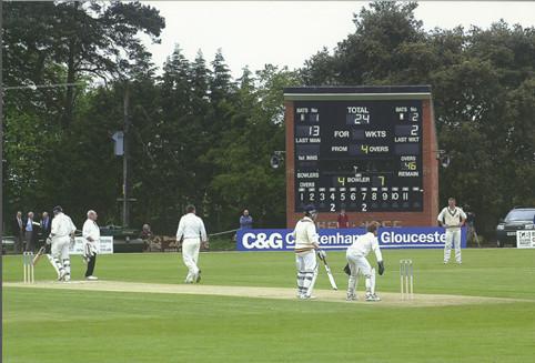 2001 - Manor Park