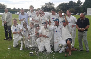 2014 Carter Cup winners – Horsford on their home ground