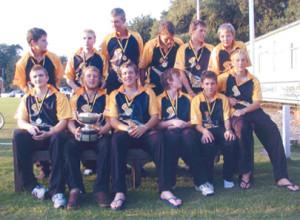 Diss Mafia – Winners 2005 Carter Junior Cup