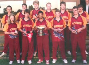 Downham Stow Bombers Winners  Junior Cup 2008