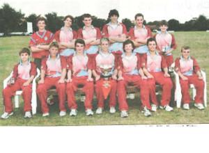 Swardeston Sharks Winners 2009 Carter Junior Cup